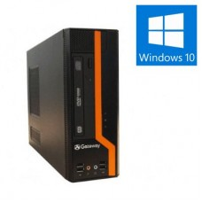 Gateway DS10G, Intel DC E5500 2.8GHZ, 4GB DDR3, 250GB HDD, DVD - WIN 10 Home