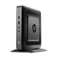 HP T520 Thin Client, AMD GX-212JC 1.2GHz, 4GB RAM DDR3, 16GB eMMC HDD - Free Dos