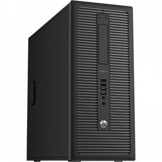 HP ELITE DESK 800 G1, I3 4130 3.2GHZ, 4GB DDR3, 500GB HDD, DVD, MINI TOWER - WIN 7 PRO