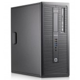 HP ELITEDESK 800 G1, I5 4570 3.2GHZ, 4GB DDR3, 500GB HDD, DVD, MINI TOWER - WIN 10 Home