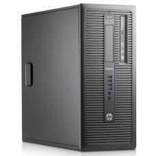 HP ELITEDESK 800 G1, I5 4570 3.2GHZ, 4GB DDR3, 500GB HDD, DVD, MINI TOWER - WIN 7 PRO