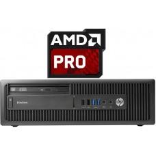 HP ELITEDESK 705 G1 SFF AMD A4-7300B/4GB/250GB/DVDRW - WIN10 Home