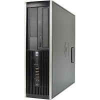 HP 6305 SFF, AMD A4 5300B 3.4GHZ, 4GB DDR3, 250GB HDD, DVD - FREE DOS