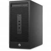HP 285 G2 Microtower, AMD A4 6300B 3.7GHz, 4GB RAM DDR3, 250GB HDD, Win 10 Home