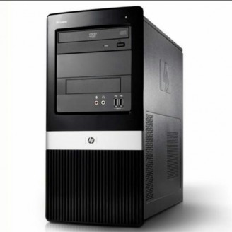 HP 3010 Microtower, Intel Core 2 Duo E7500 2.93GHz, 3GB RAM DDR3, 250GB HDD, Win 7 Pro