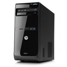HP 3500 Pro Microtower, Intel i5 3470 3.6 GHz, 4GB RAM DDR3, 250GB HDD, Win 10 Home