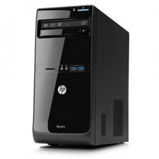 HP 3500 Pro Microtower, Intel i5 3470 3.6 GHz, 4GB RAM DDR3, 250GB HDD, Win 10 Home
