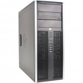 HP COMPAQ 8000 ELITE Mini Tower, Core 2 Duo E8400 3GHz, 4GB RAM DDR3, 250GB HDD, FREE DOS