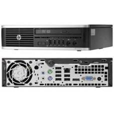 HP 8200 USDT, INTEL i3 2100 3.1GHZ, 4GB RAM, 320GB HDD, WIN 7 Pro