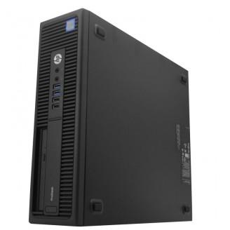 HP ProDesk 600 G2, Intel i3 6100 3.7GHZ, 4GB DDR3, 500GB HDD, DVD, SFF - WIN 10 Home