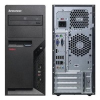 LENOVO M58E MT, Intel Dual Core E5800 3.2GHz, 2GB RAM DDR3, 160GB HDD - FREE DOS