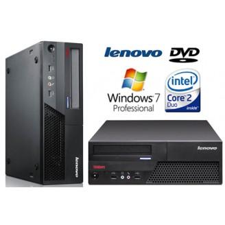LENOVO M58p, Intel Dual Core 2.5GHz, 3GB RAM DDR2, 320GB, Win 7 Pro