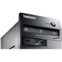 LENOVO ThinkCentre M70E, Intel Dual Core E5500 2.8GHz, 4GB DDR3, 320GB HDD, Mini Tower - Win 7 Pro