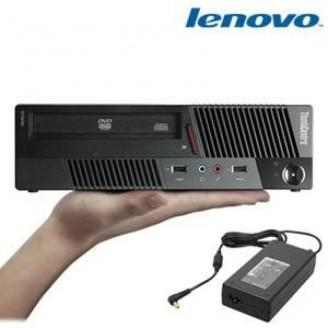 LENOVO M58 USFF, Intel Dual Core E5700 3.0GHz, 4GB RAM, 250 GB HDD, DVD, WIN 10