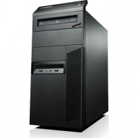 LENOVO M82 MT, Intel G1610 2.6GHz, 4GB DDR3, 500GB HDD, Mini Tower - Win 7 Pro