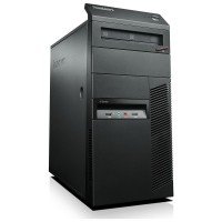 LENOVO M91P, Intel i5 2400 3.1GHZ, 4GB DDR3, 250GB HDD, DVDRW, Mini Tower - Win 7 Pro