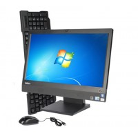 "Lenovo ThinkCentre M90z All-in-One 23"" - i3-540 - 4GB - 500GB - WIN 7 PRO"