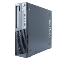 LENOVO ThinkCentre M78 SFF, AMD A4 5300, 4GB RAM DDR3, 250GB HDD, DVDRW - WIN 7 PRO