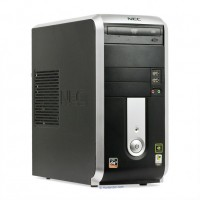 NEC VL360 MT, AMD ATHLON 64 X2, 2GB RAM DDR2, 160GB HDD, DVD - FREE DOS