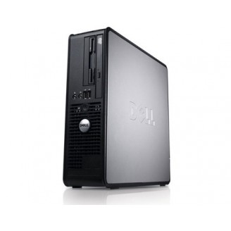 DELL optipLEx 360 SD, Core 2 Duo E5200 2.5GHZ, 3Gb DDR, 160GB HDD - Win 10 Home