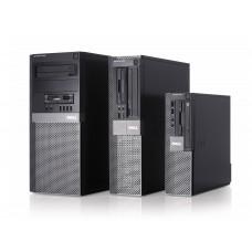 DELL optipLEx 960 DT/MT, Intel Core 2 Duo E8400 3GHZ, 4GB DDR3, 250GB HDD, WIN 7 PRO