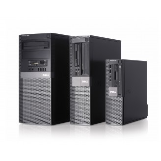 DELL optipLEx 960 DT/MT, Intel Core 2 Duo E8400 3GHZ, 4GB DDR3, 250GB HDD, WIN 7 PRO