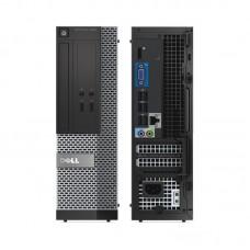 DELL optipLEx 3020, Intel G1820 2,7GHZ, 4GB DDR3, 500GB HDD, WIN 8 PRO