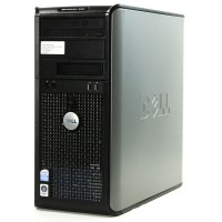 DELL optipLEx 755 MT, Core 2 Duo E6550/E6750 2.33GHZ, 4Gb DDR2, 250GB HDD, FREE DOS