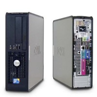 DELL optipLEx 780, Core 2 Duo Ε8400 3GHZ, 4Gb DDR3, 250GB HDD, Win 7 Pro