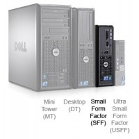 DELL optipLEx 780, Core 2 Duo Ε8400 3GHZ, 4Gb DDR3, 250GB HDD, FREE DOS
