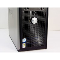 DELL optipLEx 745 MT, Core 2 Duo E6300 1.86GHZ, 3Gb DDR2, 160GB HDD, FREE DOS