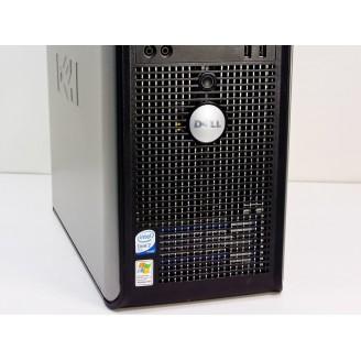 DELL optipLEx 745 MT, Core 2 Duo E6300 1.86GHZ, 3Gb DDR2, 160GB HDD, FREE DOS