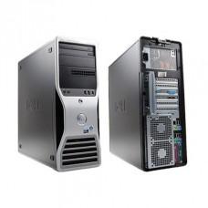 DELL PRECISION T3400, TOWER, C2D E8200, 4Gb DDR2, 160GB HDD, DVD/DVDRW, FREE DOS