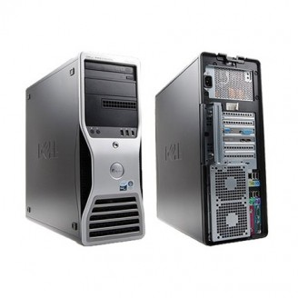 DELL PRECISION T3400, TOWER, C2D E8200, 4Gb DDR2, 160GB HDD, DVD/DVDRW, FREE DOS