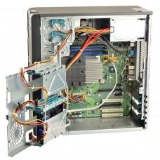 Fujitsu CELsius W380. Workstation. Intel i5 650 3.2 4GB DDR3 500GB HDD FREE DOS