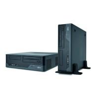 Fujitsu Esprimo E3521 E-STAR5 SFF, Intel Core Duo, 4GB DDR3, 160GB, DVDRW FREE DOS