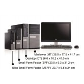 DELL optipLEx™ 790 SFF, Intel G630 2.7GHz, 4GB RAM, 250GB HDD, DVD - Free Dos