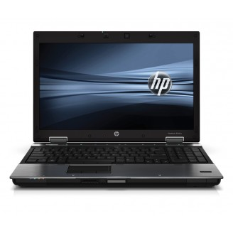 HP EliteBook 8540p, intel i5, 4 GB RAM, HDD 250 GB, 15,6'' Οθόνη