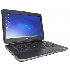 "DELL E5430, Intel i3 2370M 2.4GHZ, 4GB DDR3, 320GB HDD, DVDRW, 14"" WEB - WIN 10 HOME"