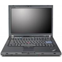 """LENOVO R61, Intel C2D 1.8GHZ, 2GB DDR2, 250GB HDD, DVDRW, 15,4"""", FREE DOS"""