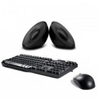 Set, Ασύρματο Πληκτρολόγιο - Mouse (Philips) + Ηχεία (New)