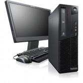 "Lenovo  M75e  + Οθόνη 19"" + Μouse + Keyboard + Ηχεία - Win 7  Pro - Πλήρες SET"