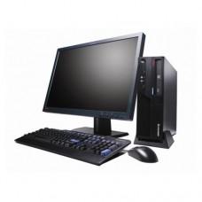 "Lenovo M58p  + Οθόνη 19"" + Μouse + Keyboard + Ηχεία - Πλήρες SET"