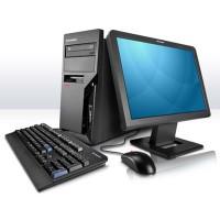 "Lenovo M58 MT, Οθόνη 19"", Μouse, Keyboard, Ηχεία, Win10 - Πλήρες SET"