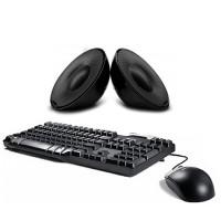 Set, Πληκτρολόγιο + Mouse + Ηχεία (New)