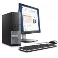 "PC SET - DELL optipLEx™ 3020, Intel G1820 , + Οθόνη 19"" + Μouse + Keyboard + Ηχεία + Win10  - Πλήρες SET"