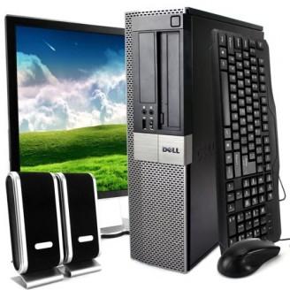 "DELL optipLEx™ 960, Intel C2D, + Οθόνη 19"" + Μouse + Keyboard + Ηχεία + Win10 HOME - Πλήρες SET"