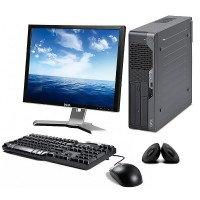 "Gaming PC SET -  ESPRIMO E9900, i5 3.2GHZ, 8GB DDR3, 250 HDD, 2GB VGA - WIN 10 HOME + Οθόνη 19"" + Πληκτ/γιο, Mouse, Ηχεία"