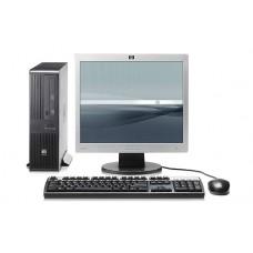 "HP PR5700 + Οθόνη 17"" + Μouse + Keyboard + Ηχεία + Win 10 Home - Πλήρες SET"